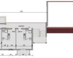 Plan de l'étage 3