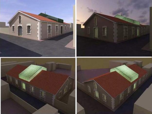 Centre culturel et cultuel cognac bym architecte for Architecte cognac